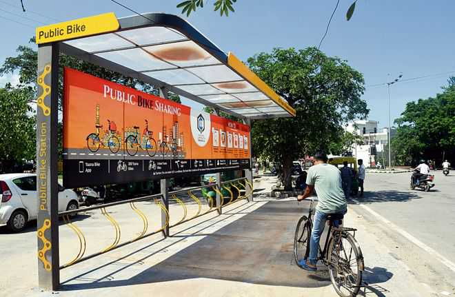 Cycle-sharing in P'kula from today