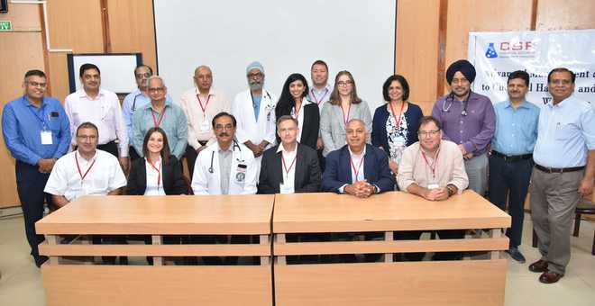 Workshop on response to chemical hazards and emergencies at DMCH