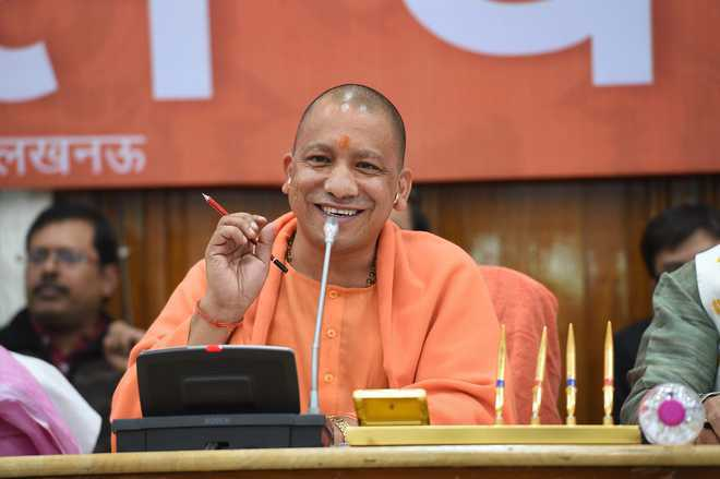 Yogi Adityanath inducts 23 new ministers in Cabinet