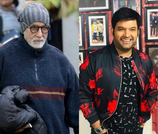 Here''s what Amitabh Bachchan, Kapil Sharma did with their first paycheques
