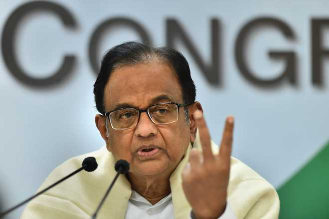 Chidambaram files appeal in SC, says INX media scam 'politically motivated'