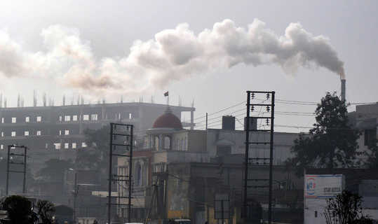 Air pollution linked with risk of mental disorders