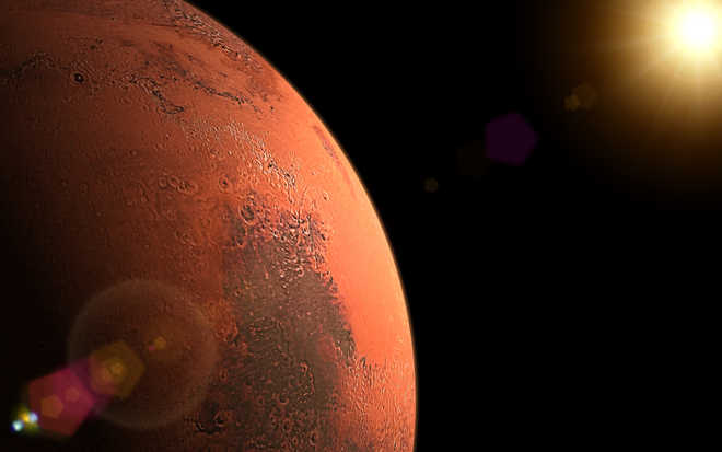 Life may have existed on warm, rainy ancient Mars
