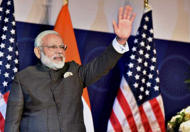 ''Howdy, Modi'' event in Houston sold out, over 50,000 people register