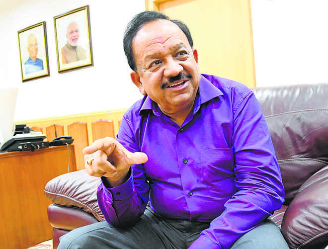 Abortion law amendments in final stages, says Vardhan