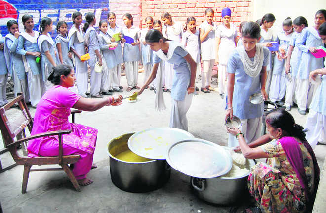 Milk, eggs in mid-day meal soon