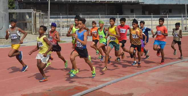 3-day Punjab state games off to a colourful start