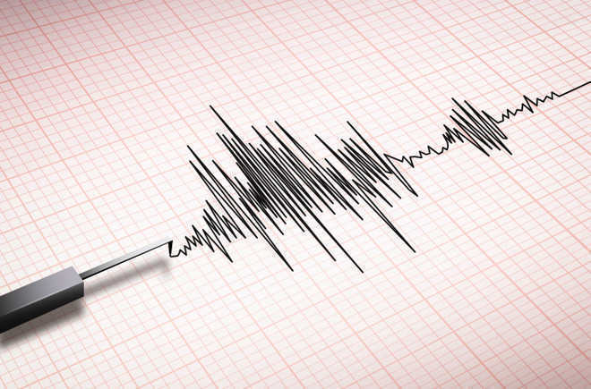 Low-intensity quake felt in Chamba district