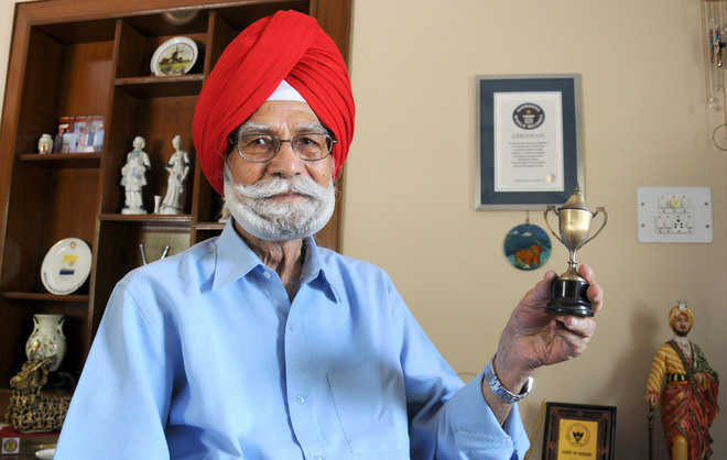 Punjab CM bats for Bharat Ratna to hockey legend Balbir Sr, writes to Modi