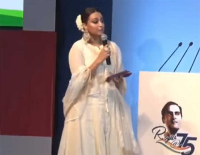 Cong gets Swara Bhaskar to host Rajiv show, leaders wonder who recommended her