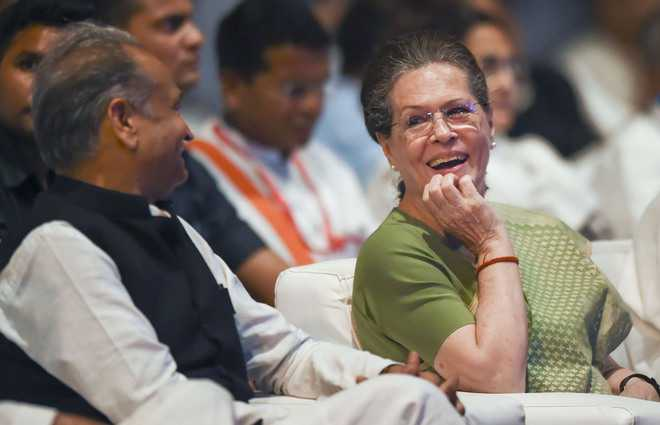 Rajiv got huge mandate in '84, didn't use it to create fear: Sonia