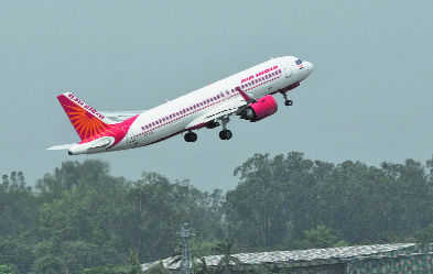 New Delhi flight from August 29