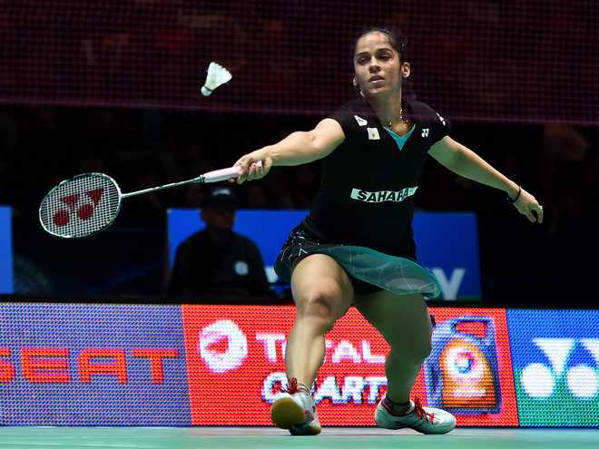 Saina crashes out in pre-quarters of World Championships