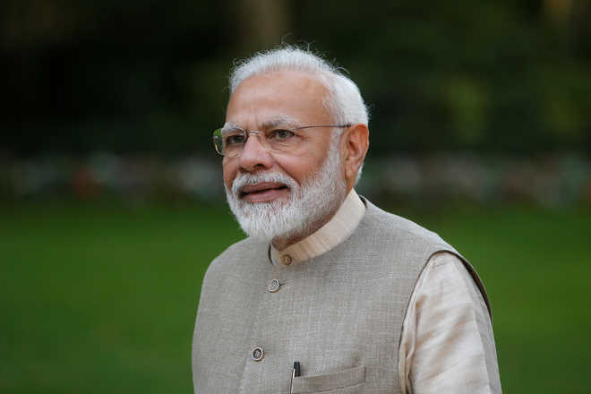 In 'New India', noose tightening on corruption, nepotism: PM Modi