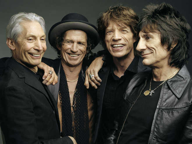 NASA honours Rolling Stones by naming rock on Mars after band