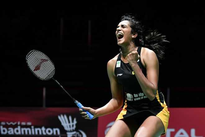 Sindhu secures her fifth medal, Praneeth breaks 36-yr drought