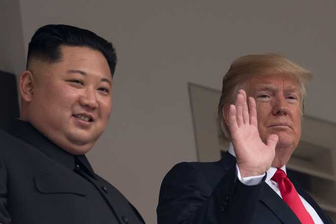 US has really good relationship with North Korea, says Trump
