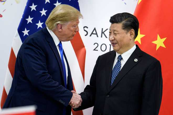 Trump heaps another 5% tariff on Chinese goods; tells US firms to leave China, look elsewhere