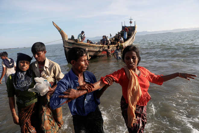 Rohingya women defy threats in refugee camps to rebuild lives