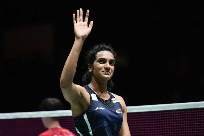 Sindhu storms into BWF World Championships final