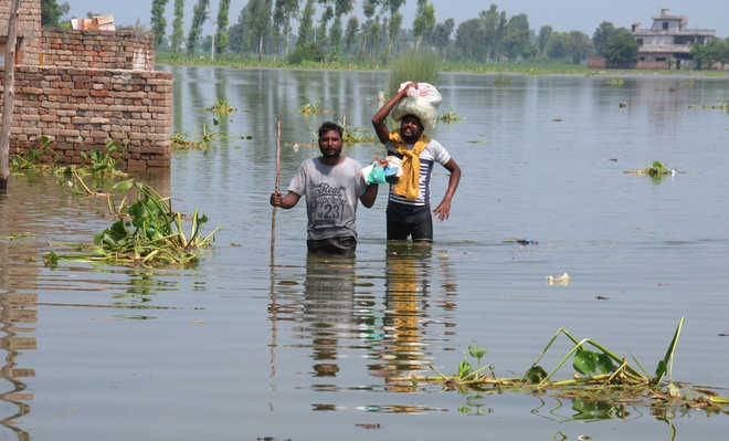 CM surprised over non-inclusion of Punjab in list for flood-situation assessment