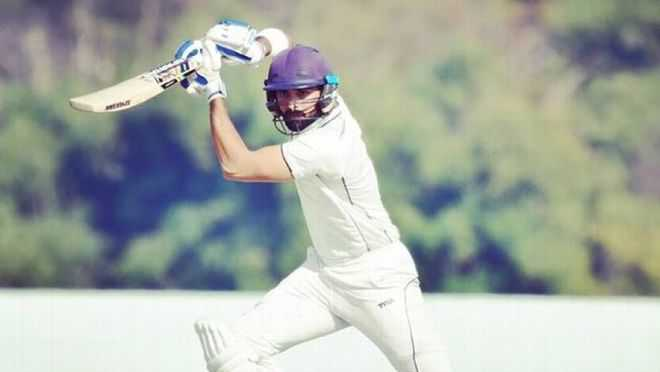 Kalsi hits ton before Reds fight back