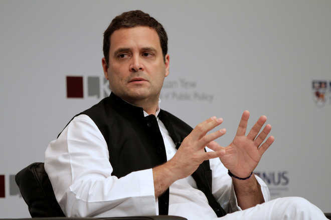 Jaitley's voice may no longer reverberate in Parl, his presence will be remembered: Rahul