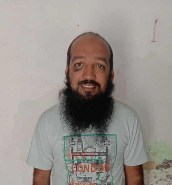 ISI agent was on 8th visit,  got visa for religious places
