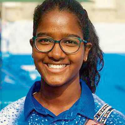 Komalika is recurve cadet world champ