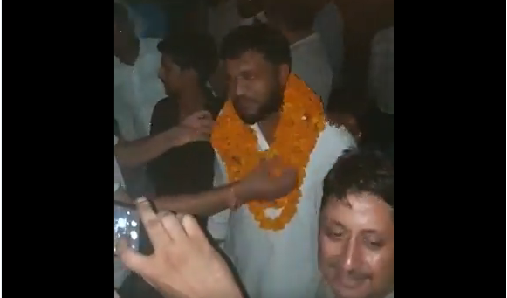 Bulandshahr violence: Hero''s welcome for accused out on bail