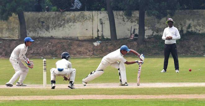 Cricket tourney: Bathinda-Ludhiana tie drawn