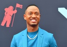 US actor Terrence J arrives for the 2019 MTV Video Music Awards at the Prudential Centre in Newark, New Jersey on August 26, 2019. — AFP