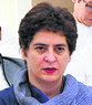 J&K special status scrapped unconstitutionally: Priyanka