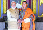 India, Bhutan boost ties with pacts on space research, IT