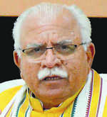 Khattar to launch BJP's poll campaign from Kalka today