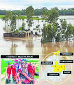 Punjab on edge, rivers in spate