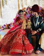 Pakistani cricketer Hasan Ali, Shamia Arzoo get married in Dubai