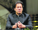 Imran shuts door on talks with India