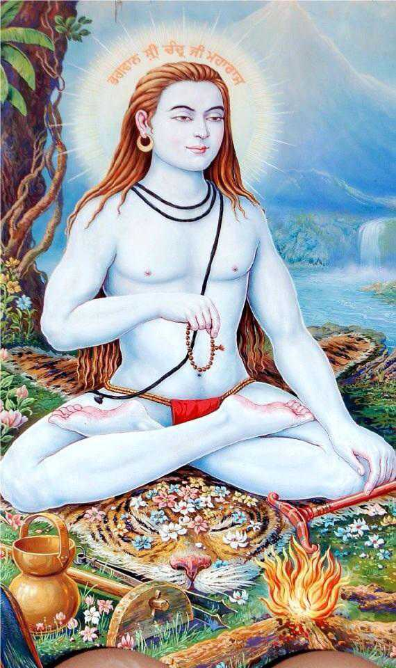 Baba Shri Chand An extraordinary ascetic