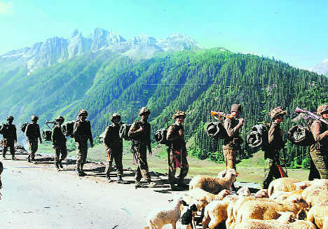 Looking into human rights violations by Army