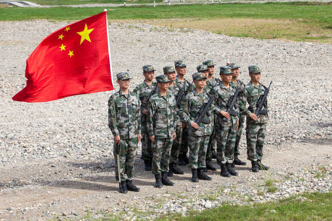 No Chinese intrusion at LAC: Army