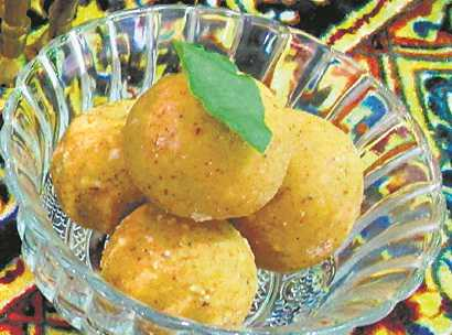 Food for  Ganesha