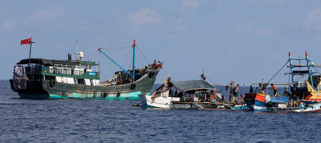 China trawlers in Arabian Sea, security agencies flag concern