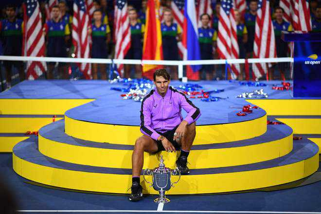 Rafa Nadal beats Medvedev to win US Open final, his 19th Major title