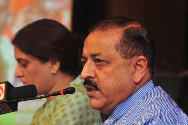 Abrogation biggest achievement of  Modi govt, says Jitendra Singh