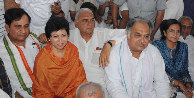 After 6 months, LoP post goes to Hooda