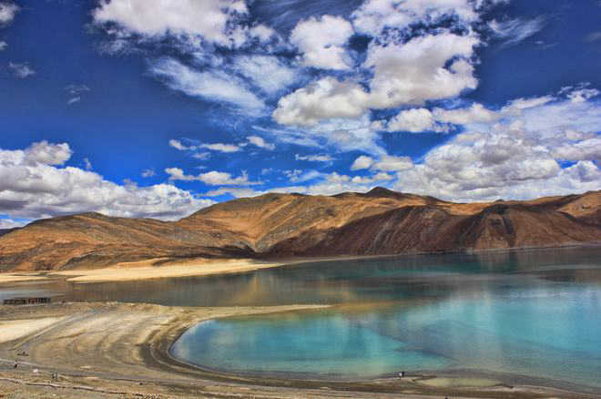 Despite tension, tourists keep date with Ladakh