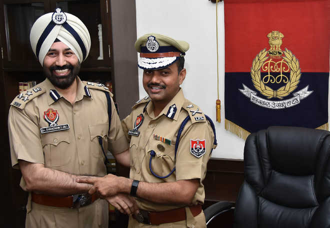 Have zero tolerance for drugs, says new CP