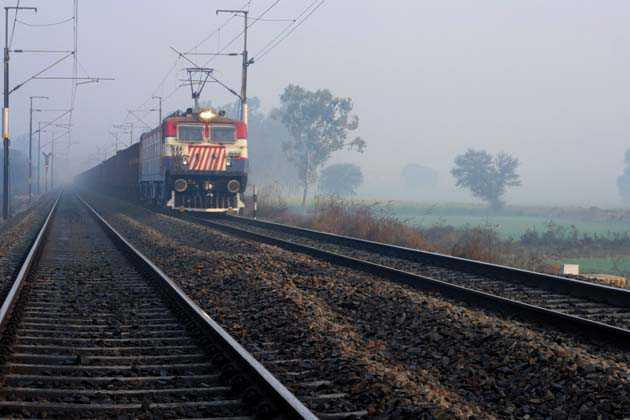 Two railway lines get green signal