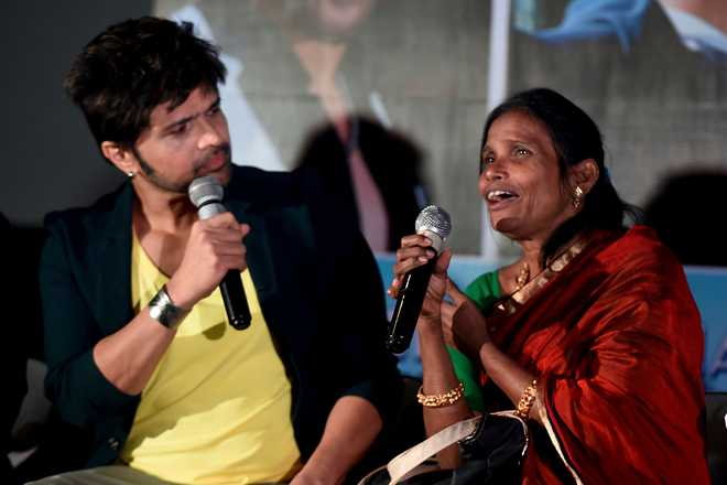 Always believed I'd sing on stage one day: Ranu Mondal